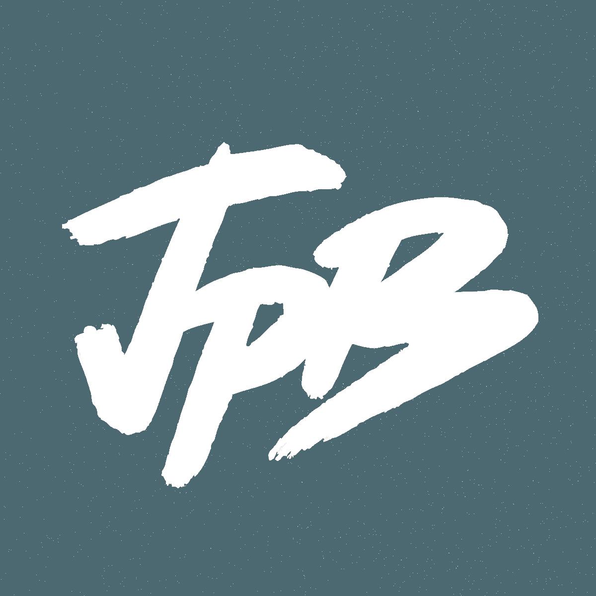 Logo JPBeaudoin blanc