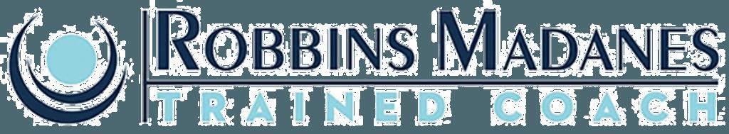 Robbins Madanes Trained Coach logo
